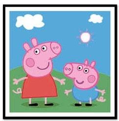 Peppa Siblings