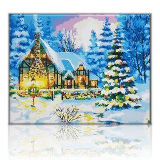 Winder Snow Cottage TreeWinder Snow Cottage Tree