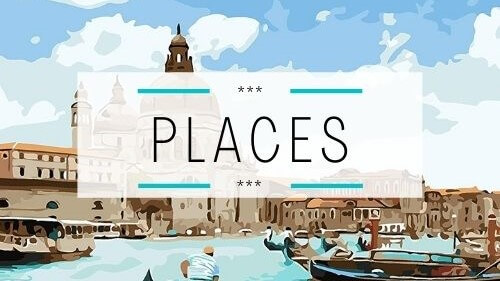 Category - Places