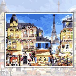 Paris Street Stores