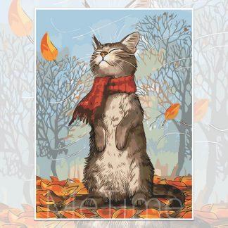 Cat In The Wind
