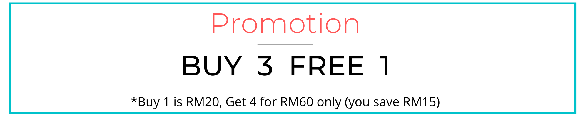 Buy 3 free 1 offer Metime Art