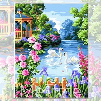 Swan Garden