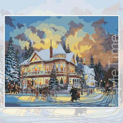 Christmas At Great Grandpa's