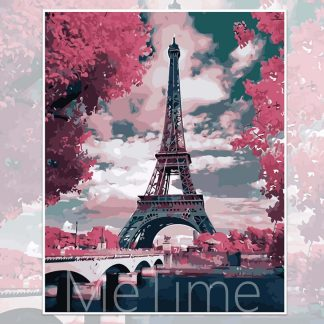 Magnificent Eiffel Tower